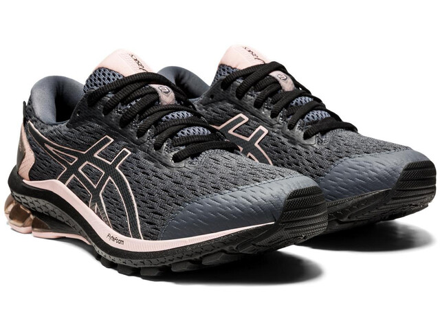 asics GT-1000 9 G-TX Shoes Women, carrier grey/ginger peach